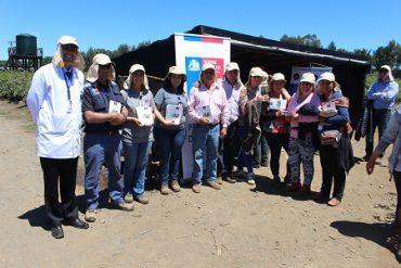 Seremi de Saludlanzó campaña de temporada agricola en Mariquina