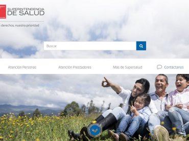 Superintendencia de Salud presenta nuevo portal web centrado en la orientación a los usuarios www.supersalud.gob.cl