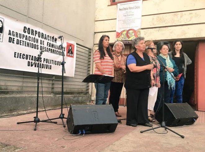 Por tres días se vivió en Valdivia el Encuentro Regional por los Derechos Humanos