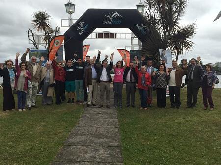Valdivia será sede de la primera triatlón TriRotary 2017