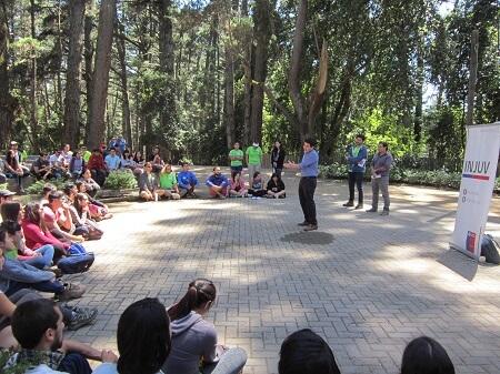 70 jóvenes realizarán trabajos voluntariosen áreas silvestres protegidas en Región del Bio Bío