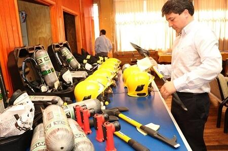 Municipalidad de Valdivia entregará recursos a Bomberos para adquisición de material