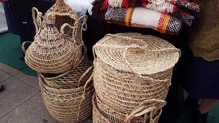 80 artesanos williches de la región presentan a la comunidad sus productos