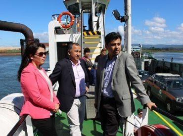 """Barcaza """"Isla Mancera"""" inició conectividad fluvialentre Las Mulatas y Torobayo"""