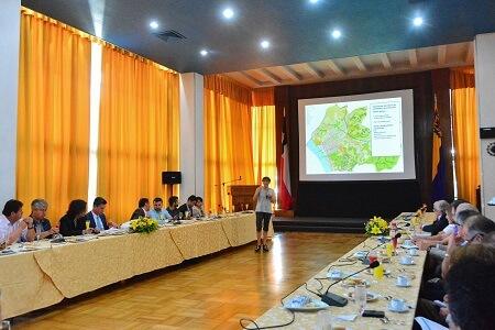 Directorio Urbano conoció proyectos con énfasis en la movilidad en Región del Bío Bío