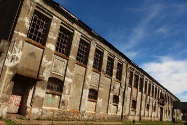 Evento cultural en ex Fábrica de Paños Bío Bío eleva el patrimonio industrial de Concepción