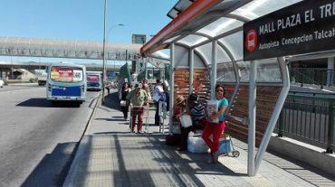 El Gran Concepción ya cuenta con los primeros paraderos inclusivos y energéticamente sustentables