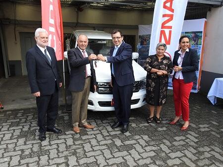 Tres microempresarios de la Región de Bío Bío obtuvieron premio de BancoEstado