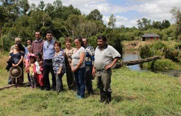 MOP construirá esperada pasarela peatonal paravecinos de La Isla en Choroico