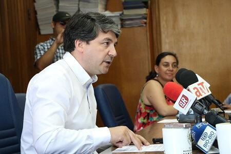 Municipalidad de Valdivia inicia campaña solidaria por Incendios Forestales
