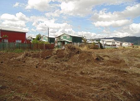 Municipio realizó cortafuegos en sectores norte y sur de Paillaco