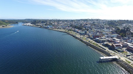 Municipio de Puerto Montt instalará cinco alarmas de alerta de tsunami durante enero