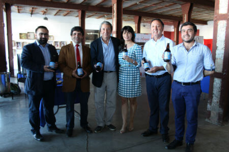 Sence y la Unión de Cerveceros de Los Ríos forman nueva generación de elaboradores de cerveza