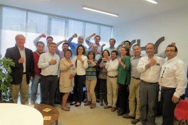 """Socios de la CChC Valdivia se comprometen con la campaña de Seguridad""""Cero Accidentes Fatales"""""""