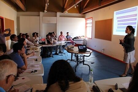 Supereduc realiza capacitación sobre convivencia escolar a colegios de Purranque