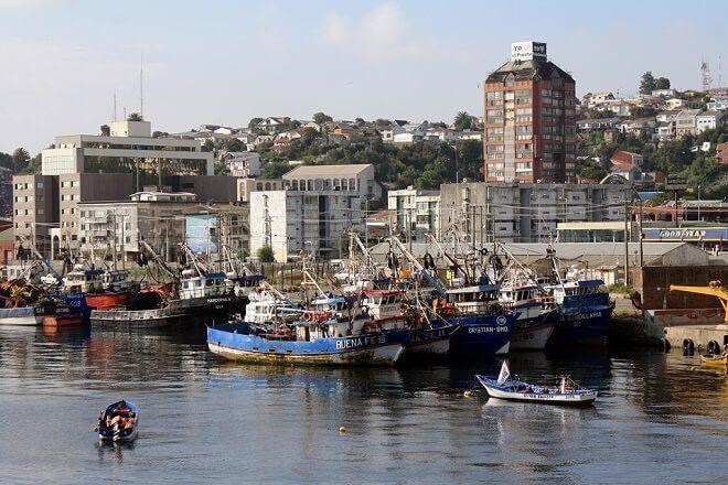 Nodo de mejoramiento competitivo sector pesquero artesanal inicia actividades en Talcahuano