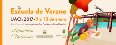 UACh invita a Escuela de Verano sobre Patrimonio