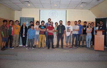 Videojuegos Santo Tomás realizó charla con expositores de Game Jam en Valdivia