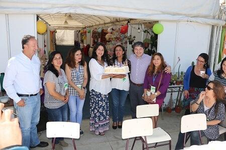 Agrupación de Artesanas y Artesanos de Valdivia celebró noveno aniversario