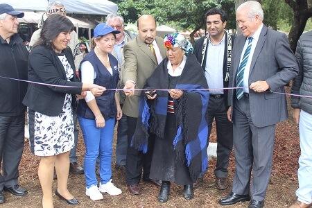 Alcalde de La Unión reafirmó su compromiso con pueblos originarios en inauguración de Muestra Cultural Mapuche