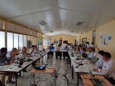 CORE de Los Ríos manifiesta compromiso permanente con bomberos de la región