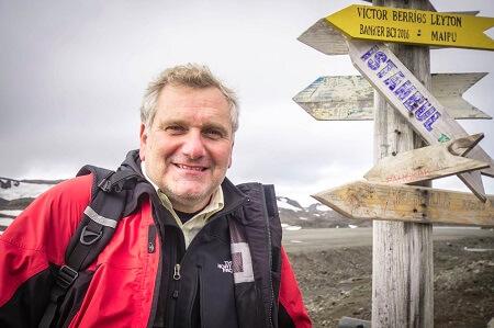 Mario Hamuy, presidente del Consejo de CONICYT: «Lo que he visto en el Continente Blanco permite soñar con un Chile que lidere en investigación científica antártica»