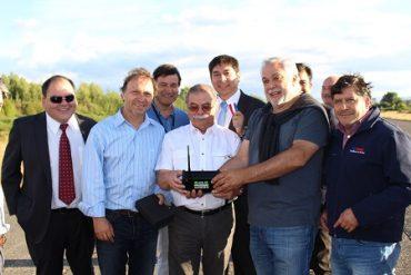 """Dr. Patricio Rosas, director regional del Servicio de Salud:""""Iluminación de Aeródromo Las Marías permitirá salvar vidas las 24 horas del día"""""""