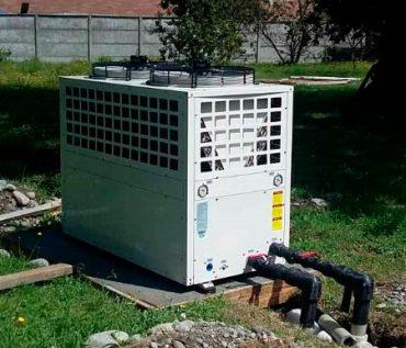 ELEAM de Puerto Varas contará con moderno sistema de calefacción de Aerotermia gestionado por Nuevo Club de Leones Puerto Varas Los Colonos