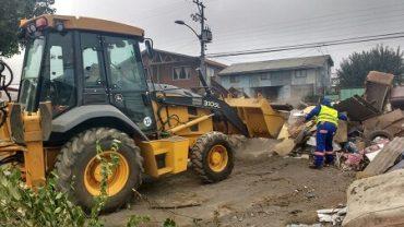 En Concepción, Barrio Norte se deshace de sus cachureos