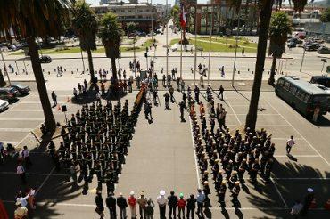 Equipos de Francia y España recibieron reconocimiento por su colaboración en el combate de los incendios forestales