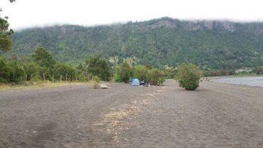En etapa final se encuentran trabajos de extensión de playa en Coñaripe