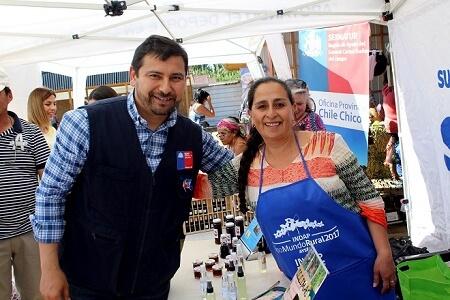 Feria campesina aproxima productores y consumidores en la Ciudad del Sol