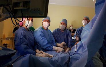 Hospital de Lautaro reduce lista de espera de cirugía de hombro