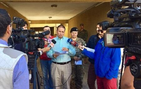 """Intendente Díaz respecto a combate contra incendios forestales: """"Estamos sustantivamente mejor"""""""