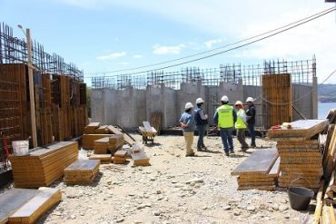MOP avanza en la reposición de antigua caleta de pescadores de Amargos en Corral
