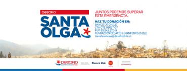 Municipalidad de La Unión y organizaciones comunitarias se unieron para ir en ayuda de damnificados por incendios forestales