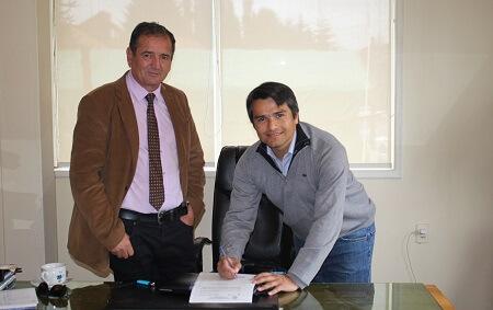 Municipios de Aysén y Río Ibañez firman convenio de cooperación
