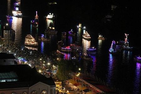 30 embarcaciones alegóricas darán vida al Corso Fluvial de la Noche Valdiviana