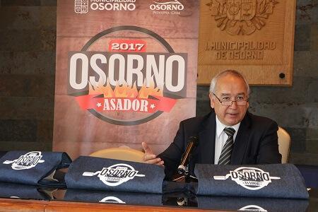"""Municipio de Osorno lanzó inusual concurso de asados en el Parque Chuyaca, se espera congregar un centenar de """"panchos"""" el 18 de marzo próximo"""