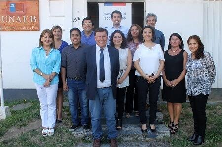 Rudy Haro Uribe asume como nuevo director regional de Junaeb en los ríos