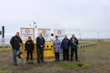 Se reinauguran Puntos Limpios en Punta Arenas
