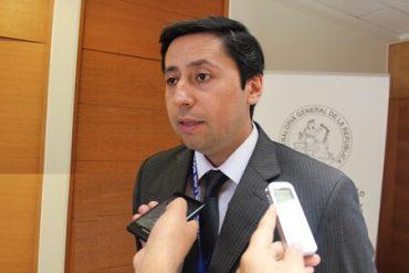 Seremi de Salud de Región de Los Ríosentregó en contraloría contrataciones de funcionarios