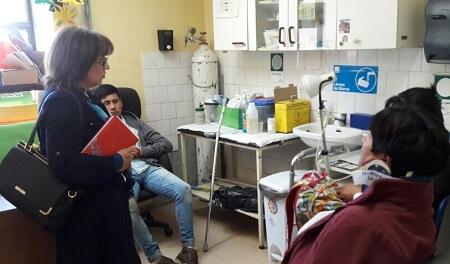 Seremi del Trabajo visitó a trabajadores temporeros para constatar su estado de salud y además su situación laboral
