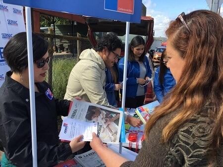 Servicios públicos de Los Ríos inician en Lago Ranco despliegue 2017 de Gobierno Informa