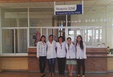 Hospital de Puerto Saavedra actualiza fichas clínicas con miras a la Acreditación