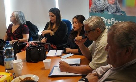 UdeC respalda Mesa Intersectorial de Salud Mental en Emergencias
