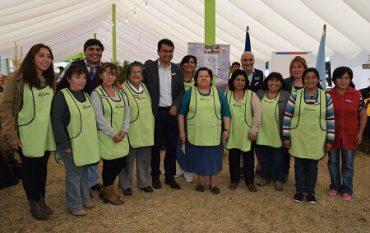 Usuarias de INDAP potencian la Provincia del Ranco con Ferias y Turismo Rural