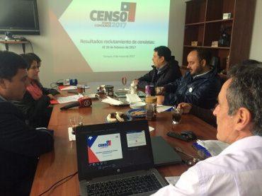 En La Araucanía el Censo 2017 ya cuenta con el 85% de los inscritos que se necesitan para el 19 de abril