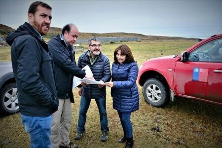 Bienes Nacionales entregará terrenos a Indap para desarrollar centros de aplicación tecnológica agrícola y ganadera