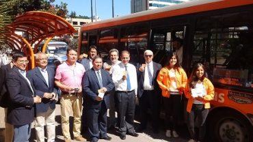 En Concepción Biobus lanza 16 nuevos servicios exprés para conectar con Biotrén